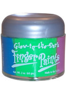 Glow N Dark Finger Paint-bulk